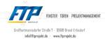 FTP GmbH_Fenster Türen Tore_azkurzwo_F.pmd