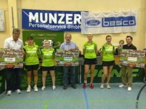 Sponsoren-Treff am 01.10.2011 vorm Spiel 2. BL