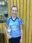 Lara Neubert Sieger U13 LPWT 2012