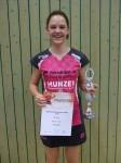 U18-Bezirksmeisterin 2012